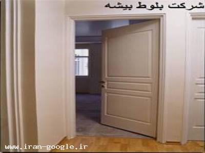 تولید درب اتاقی ارزان قیمت ، فروش درب اتاقی - نوری