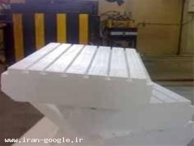 تولید کننده بلوک سقفی یونولیتی و ورق دیواری در کیش - قادری
