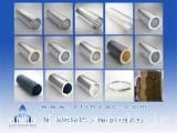 کانال فلکسیبل خرطومی آلومینیومی - شرکت سامان تهویه ایرانیان
