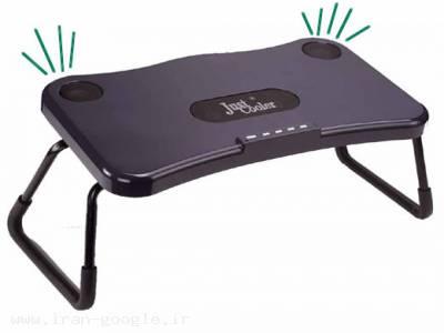 میز مخصوص لپ تاپ آسایش و راحتی را برای شما به ارمغان می آورد