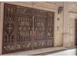سازنده انواع درب های آکاردئونی، نرده وحفاظ در تهران