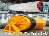 طراحی و ساخت و نصب بال میل - Ball mill - آسیاب گلوله ای WAS Eng