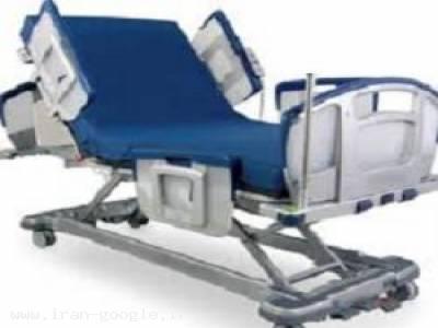 تخت بیمار برقی و مکانیکی خانگی