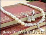جواهرات تک طلا- سرویس مروارید اصل