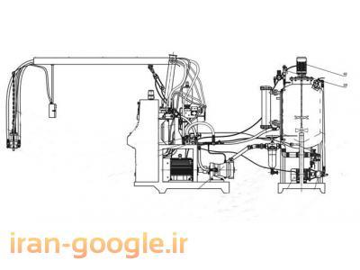 دستگاه تولید فوم پلی یورتان