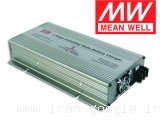 شارژر باتری صنعتی اتوماتیک 12 ولت 50 آمپر PB-600-12 MW  -  Mean Well