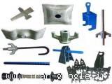 تولید کننده اتصالات قالب فلزی بتن 09123534612