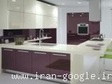 تولید کننده مدرنترین کابینت آشپزخانه MDF ، کابینت آشپزخانه PVC