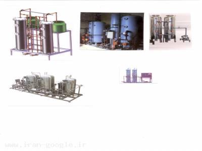 آب رادیاتور [راه اندازی وفرمولاسیون]دیونایزر-RO-شنی و کلیه دستگاههای خط تولید(بسته بندی وتصفیه اب)