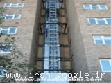بالابر و آسانسورهای ویژه منازل فاقد آسانسور- شیراز - افراز بالابر