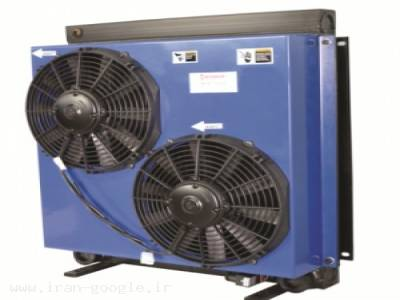 خنک کن – مبدل حرارتی- رادیاتور هوایی هیدرولیک