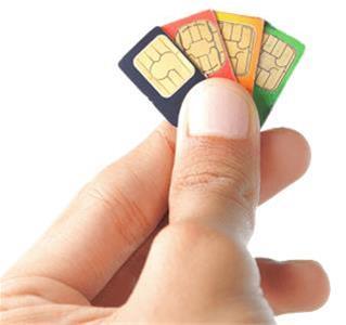 سیم کارت های دائمی و اعتباری