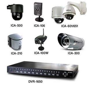 نصب انواع دوربینهای دیجیتال و آنالوگ