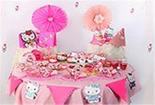 تم تولد هلو کیتی (Hello Kitty) در وبسایت آلیس تم