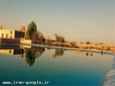 آب بندی استخرهای کشاورزی توسط ورقهای ژئوممبران