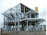 اضافه طبقه و ساخت ویلا با سازه سبک ال اس اف (LSF)