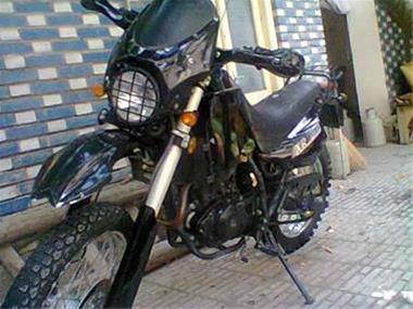 فروش موتورتیرل سوزوکی250Xr