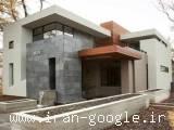 سنگ کاری نمای ساختمان