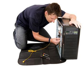 تعمیر کامپیوتر در محل - امداد رایانه اصفهان