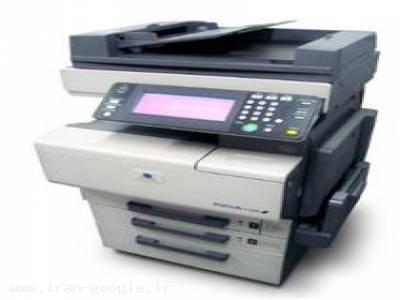 دستگاه فتوکپی رنگی کونیکامینولتا c350