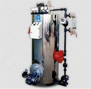 طراحی و ساخت انواع دیگ های بخار عمودی