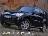 اجاره پاجرو 2012 هفت نفره در کیش