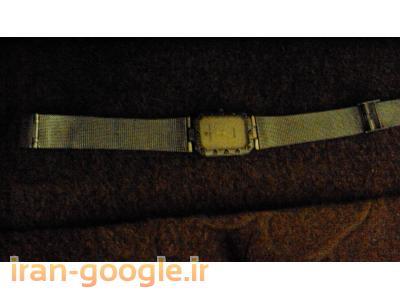 فروش ساعت مچی  کریستین گین سوییسی باتری - قدیمی