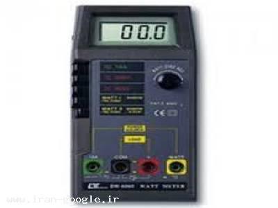 وات متر تکفاز DW-6060