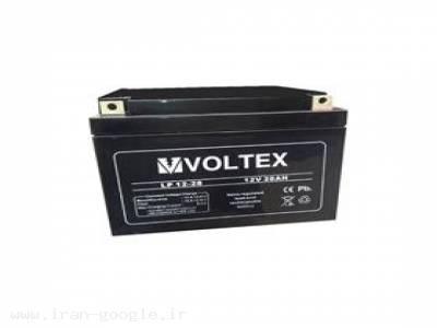 فروش ویژه انواع باتری ولتکس کره 12 ولتی