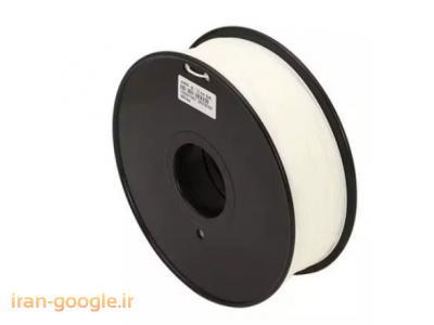 فروش مواداولیه و مصرفی پرینتر سه بعدی  فیلامنت منعطف 1.75 میلی متری مارک eSun