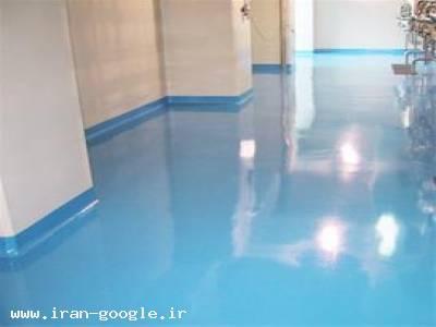 کف پوش پلی یورتان (Exxon PU Floor)