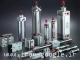سیلندر پنوماتیک ( جک پنوماتیک ) و سیلندر هیدرولیک