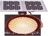 تولید و فروش چراغ راهنمایی و رانندگی خورشیدی