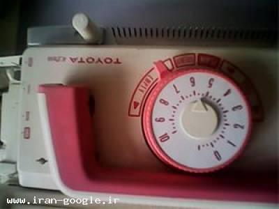 دو دستگاه ماشین بافت خانگی تویوتا ژاپنی اصل