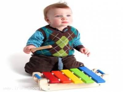 آموزش موسیقی کودک (ارف)