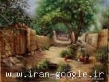 آتلیه نقاشی نقش رویا