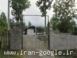 فروش یک ویلای قدیمی 60 متری با 500 متر در سراوان