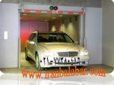 آسانسور ماشین بر | جک خودروبر | مدل LH400