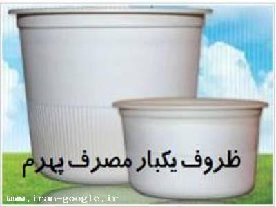 تولید ظروف یکبار مصرف گیاهی