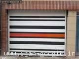 درب های برقی اتوماتیک کرکره ای و بازویی