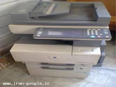 دستگاه کپی رنگی کونیکاc350