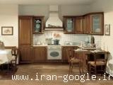 تولید و نصب کابینت آشپزخانه