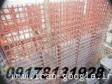 ساخت انواع سازه هاي فلزي و ساخت اسکلت فلزی جوشی