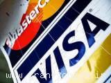 فروش ویژه انواع ویزا و مستر کارت های فیزیکی به نام شخص