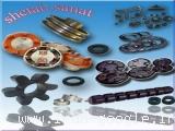 طراحی و تولید انواع قطعات لاستیکی