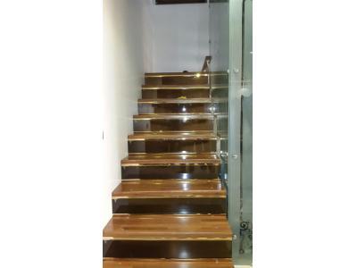 ساخت پله اسپیرال ، دوبلکسی  ، پله پیچ