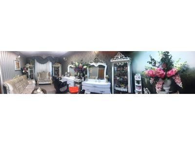 پرعروس ترین سالن زیبایی در محدوده سهرودی