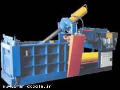 دستگاه پرس ضایعات آهن 60*80