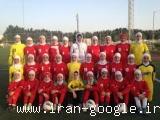 آموزش کلاسهای فوتبال جهت دانش آموزان دختر