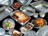 تولید و پخش ظروف یکبار مصرف و ظروف کشتارگاهی